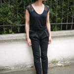 Cool Pharaon - Le fil a la gratte - Pleated Pants