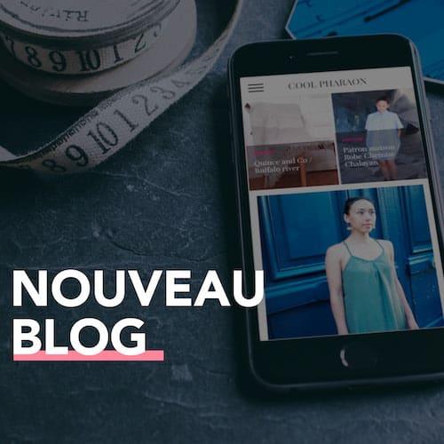 Cool Pharaon nouveau blog