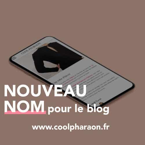 Cool Pharaon - Nouveau blog