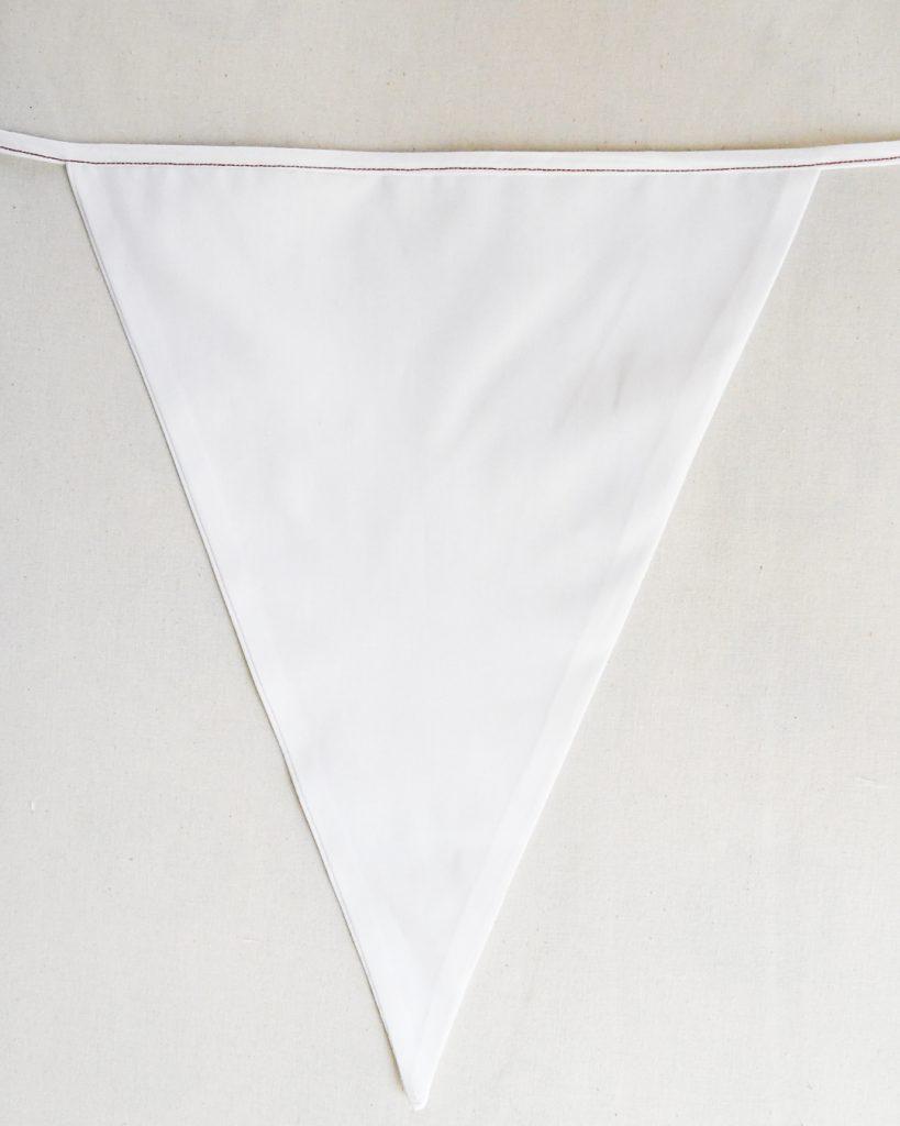 Idée de décoration de mariage - fanions - Couture des fanions - Cool Pharaon - Le fil à la gratte